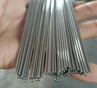 不锈钢jing密管